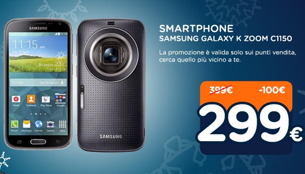 Samsung Galaxy K Zoom Unieuro