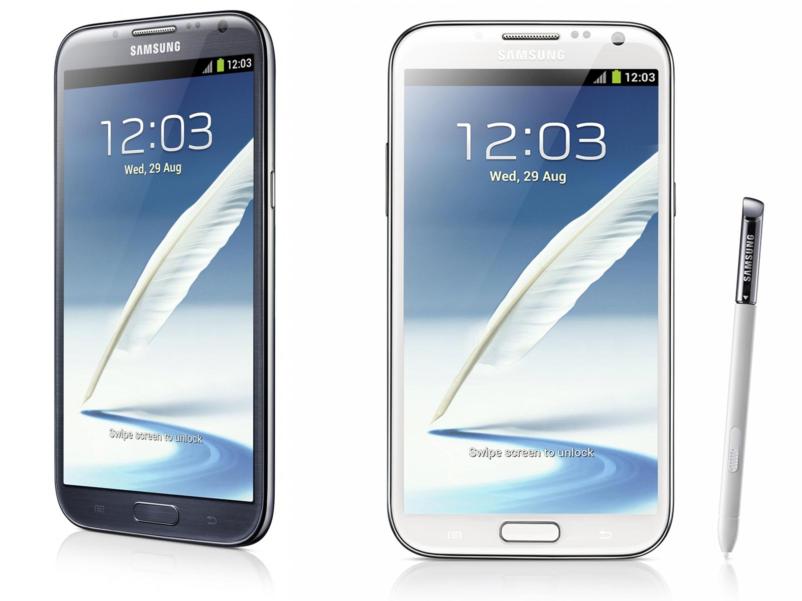 Samsung Galaxy Note 2 MediaWorld