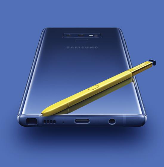 Samsung Galaxy Note 9 MediaWorld