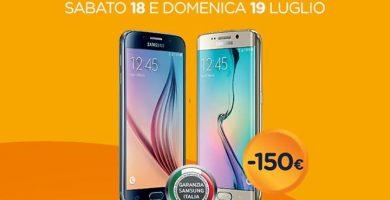 Samsung Galaxy S6 Edge Unieuro