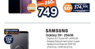 Samsung Galaxy S9 Plus Unieuro