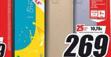 Samsung J6 MediaWorld