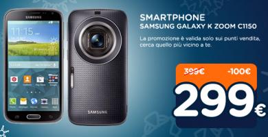 Samsung K Zoom Unieuro