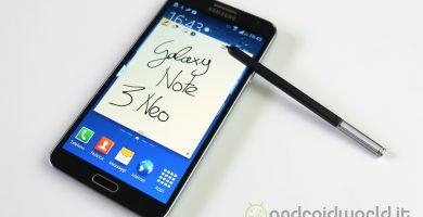 Samsung Note 3 Neo MediaWorld