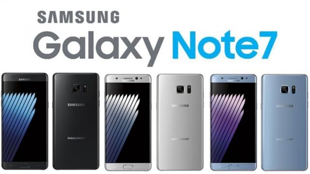 Samsung Note 7 Unieuro