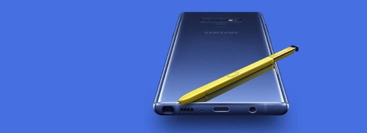 Samsung Note 9 Unieuro