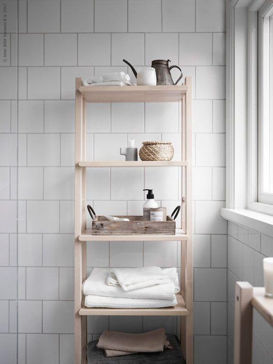 Scaffali Banos Ikea
