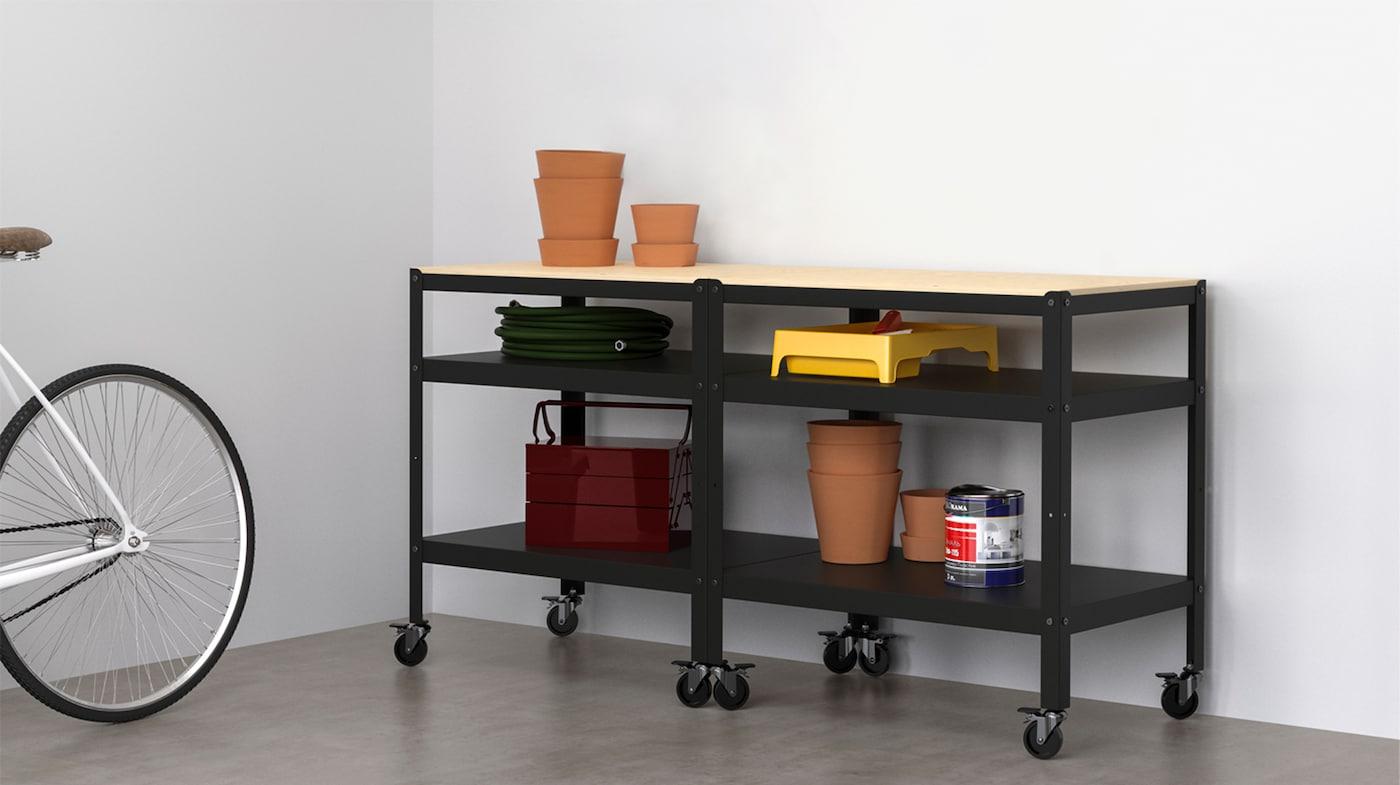 Scaffali Per Ante A Bilico Ikea