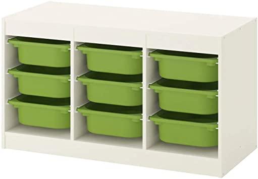 Scatole Portagiocattoli Ikea