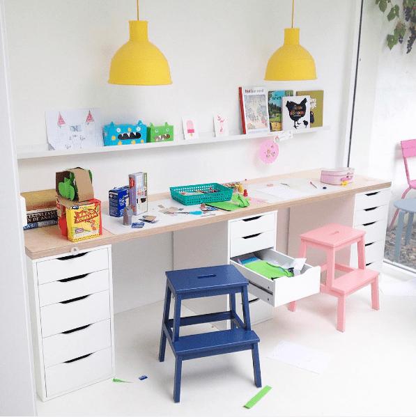 Scrivania Per Bambini Ikea