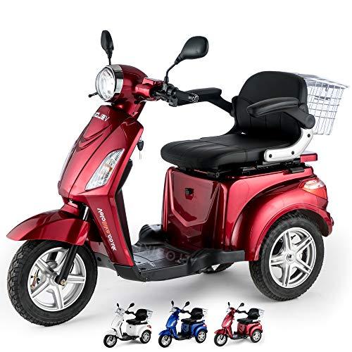 Sedia Elettrica Scooter Carrefour