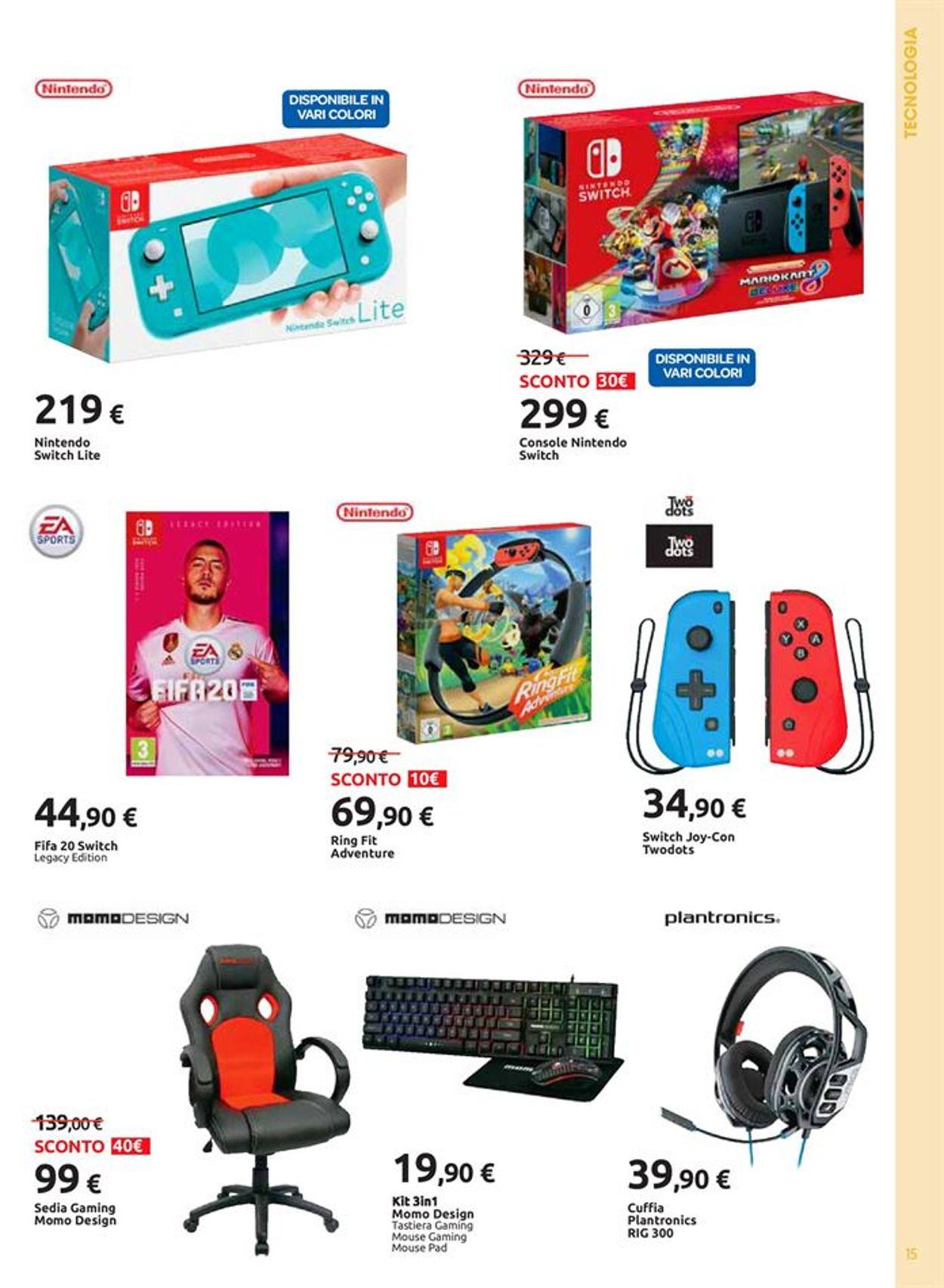 Sedia Gaming Carrefour