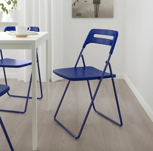 Sedie Da Tavolo Pieghevoli Allinterno Ikea
