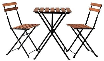 Set Tavolo E Sedia Ikea