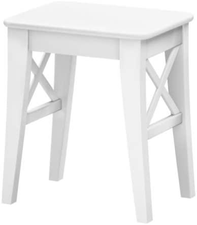Sgabello Bianco Ikea