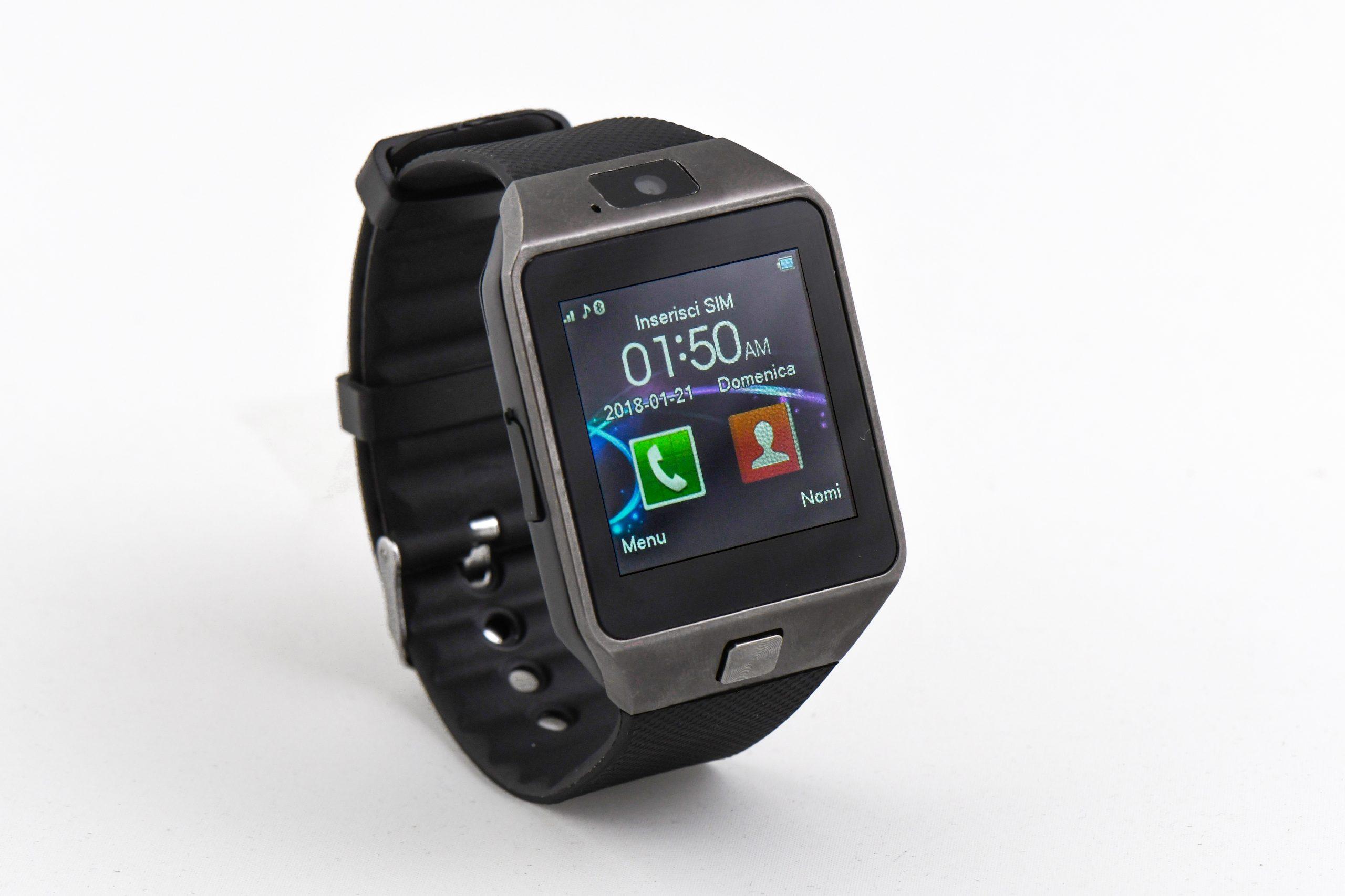 Smartwatch Carrefour