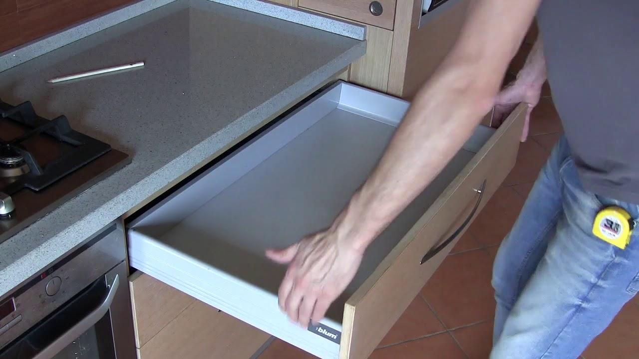 Smontare Il Cassetto Della Cucina Ikea