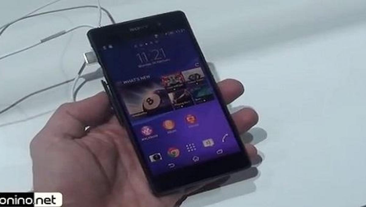 Sony Xperia Z2 Unieuro