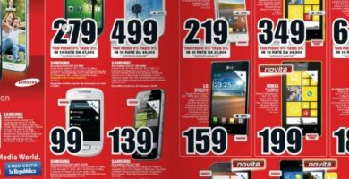 Sony Xperia Z3 MediaWorld