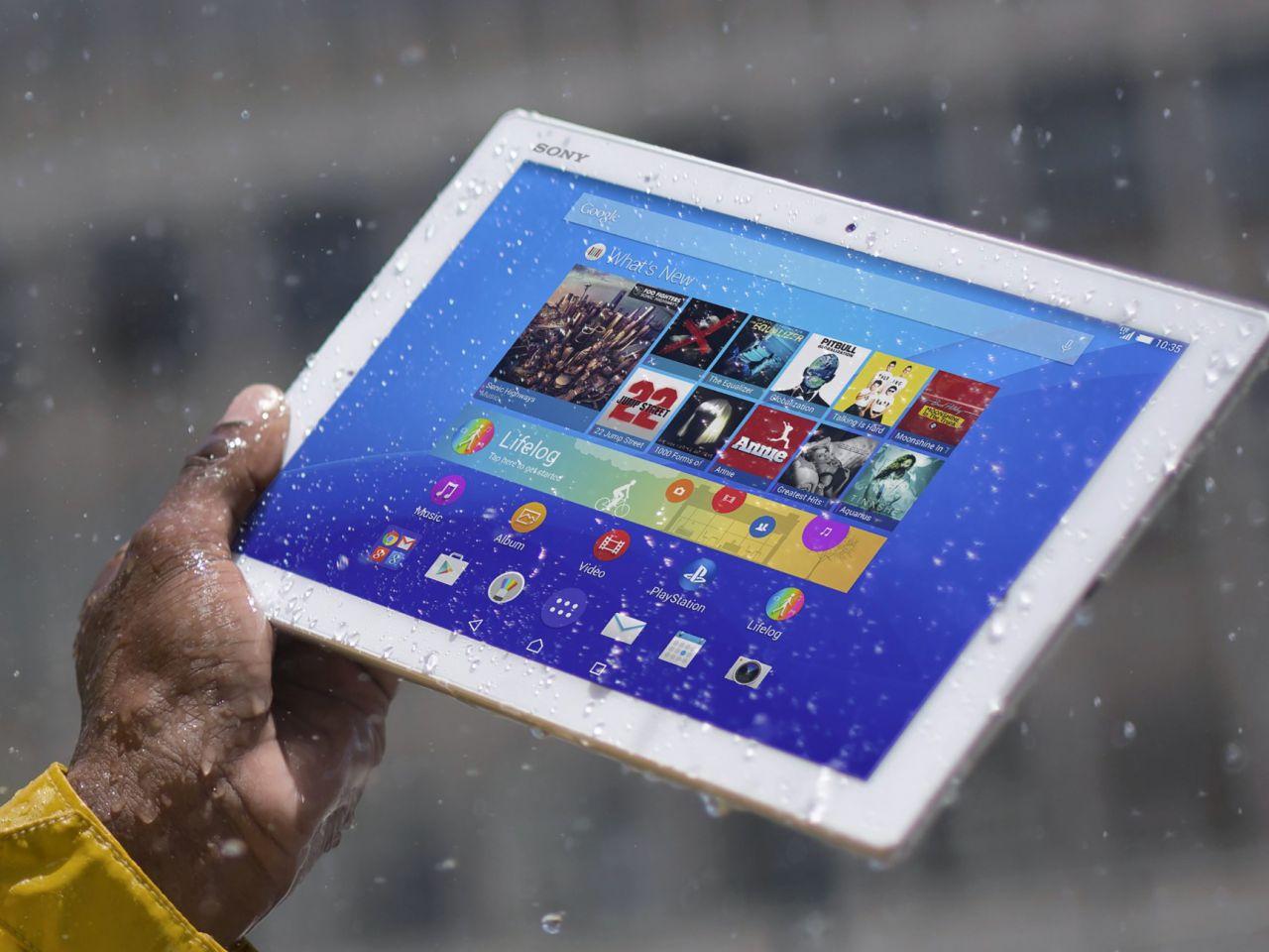 Sony Xperia Z4 Tablet MediaWorld