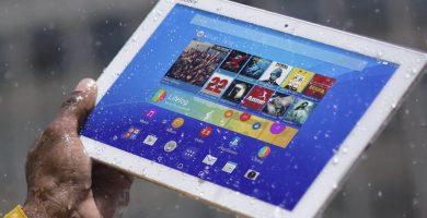 Sony Xperia Z4 Tablet Unieuro