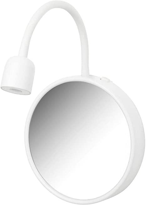 Specchio A Lampadina Ikea
