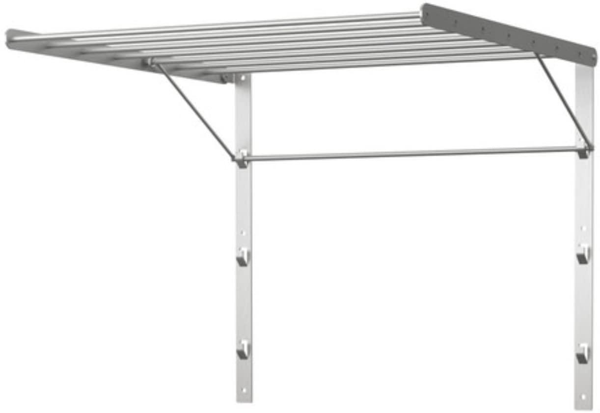 Stendibiancheria Da Parete Pieghevole Ikea