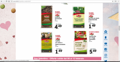 Substrato Universale Lidl
