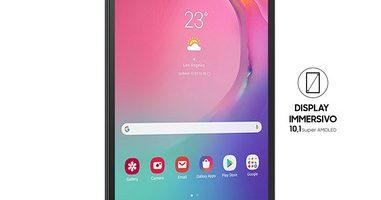 Tablet Samsung 10.1 Unieuro