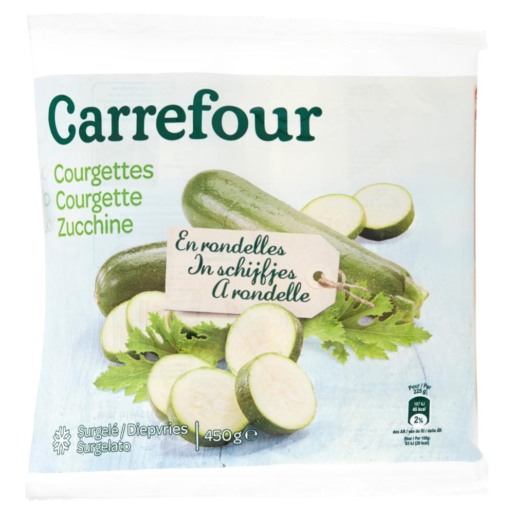 Taglia Zucchine Carrefour
