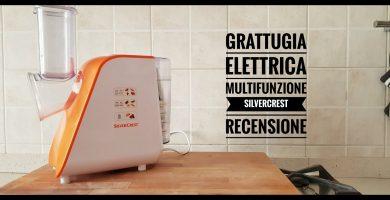 Tagliaverdure Elettrico Lidl