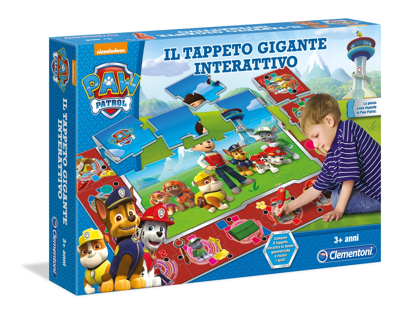Tappeto Puzzle Carrefour