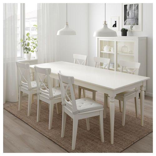 Tavolo Da Pranzo Bianco Ikea