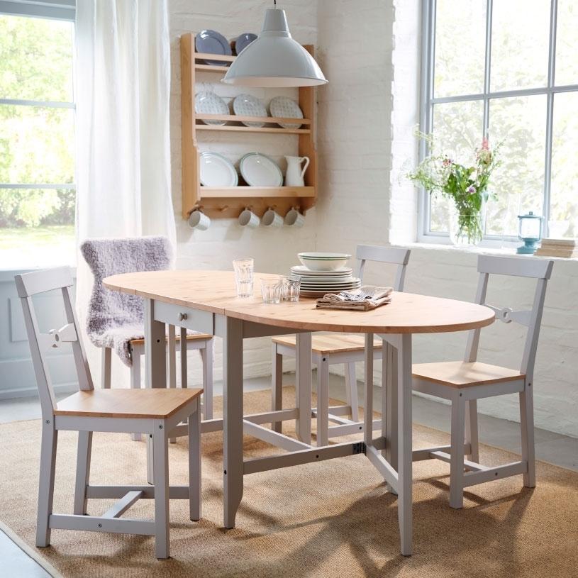 Tavolo Da Pranzo Pieghevole Ikea