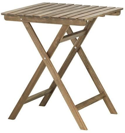 Tavolo Pieghevole In Legno Ikea