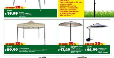 Tenda Pieghevole Auchan