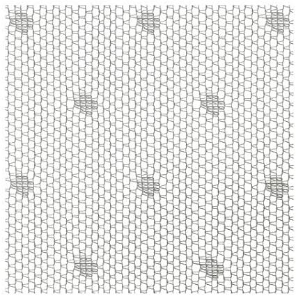 Tessuto Bianco Ikea