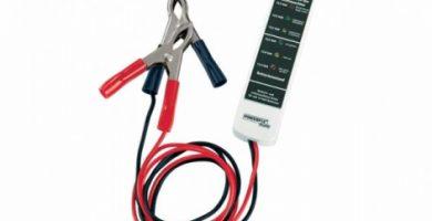 Tester Per Batterie Lidl