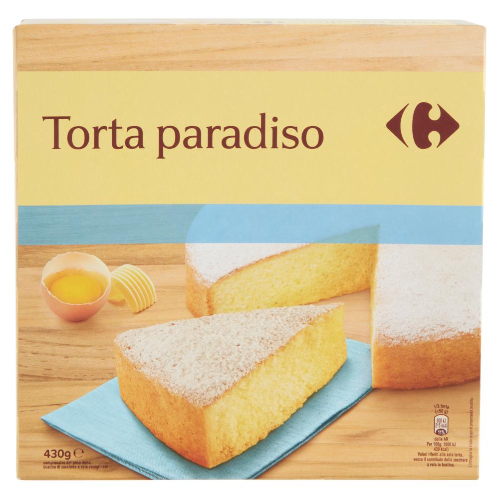 Torta Senza Zucchero Carrefour