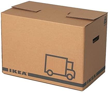 Trasloco Scatole Ikea