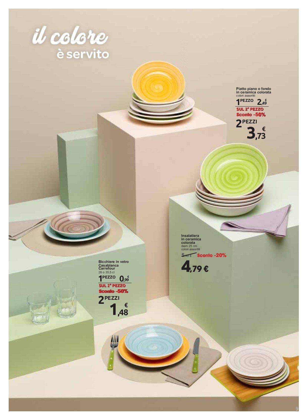 Vetro Ceramica Carrefour