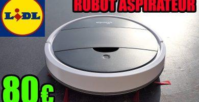 Vileda Robot Aspirapolvere Vileda Lidl