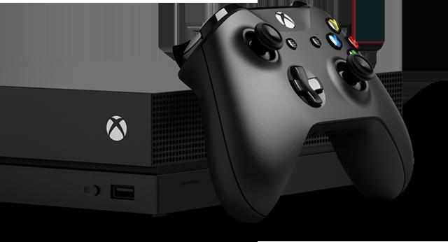 Xbox One X MediaWorld