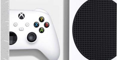 Xbox Series S Auchan