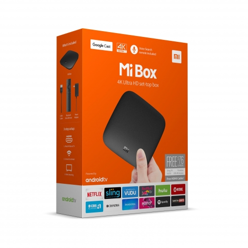 Xiaomi My Box Carrefour