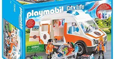 Ambulanza Playmobil Amazon