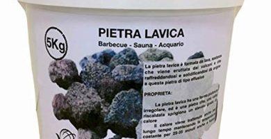 Barbecue A Gas In Pietra Vulcanica Lidl