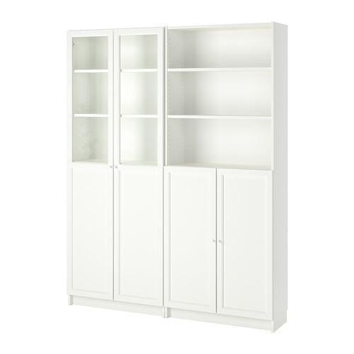 Billy Scaffali Porte In Vetro Ikea