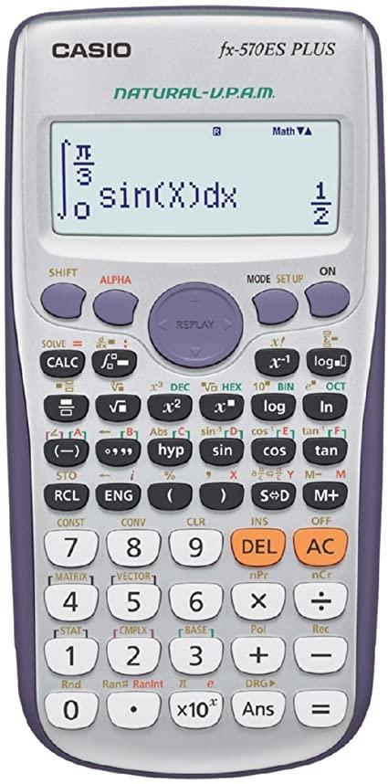 Calcolatrice Scientifica Casio Amazon