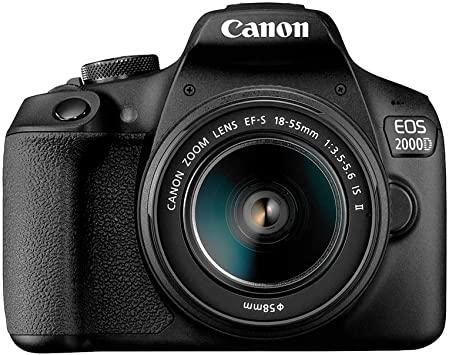 Canon Eos 2000D Amazon